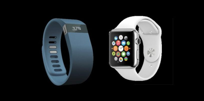 Apple Watch e Fitbit disputam mercado wearable pulso a pulso