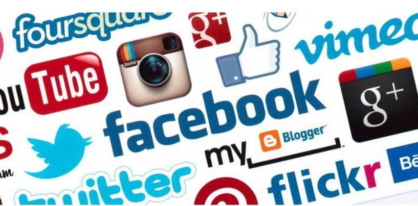 Maioria dos brasileiros usa internet para acessar redes sociais