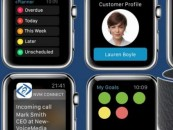 Com 6 apps para Apple Watch, a Salesforce mostra pulso pros negócios