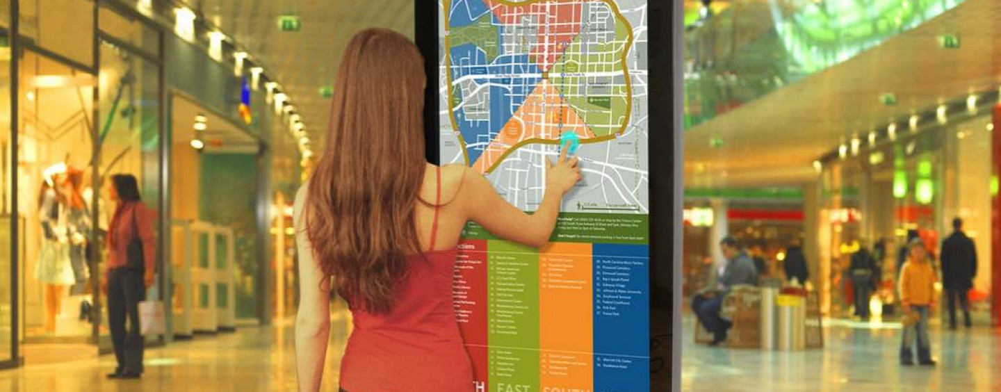 Marketing brasileiro impulsiona o digital signage
