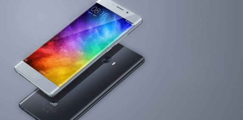 Xiaomi lança grande alternativa ao Galaxy Note 7