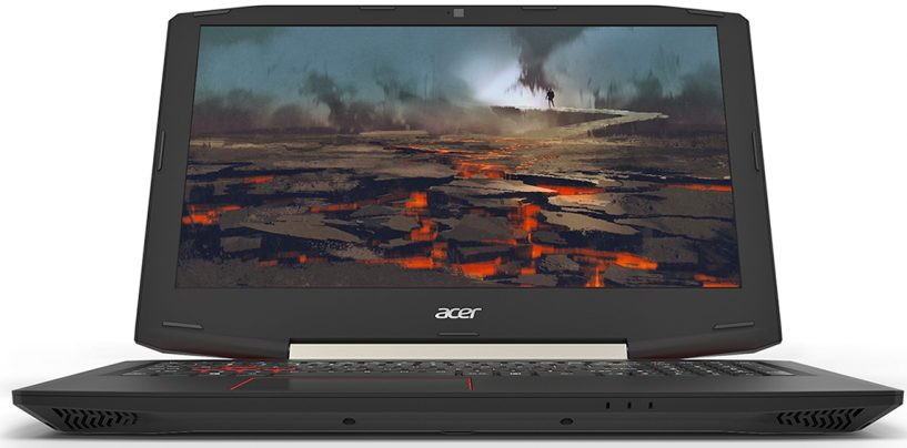 [TESTE] Notebook Acer Aspire VX15