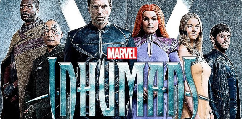 Marvel's Inhumans inaugura nova fase do Universo Marvel