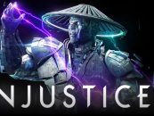 Injustice 2 recebe novo personagem: Raiden, o Deus do Trovão