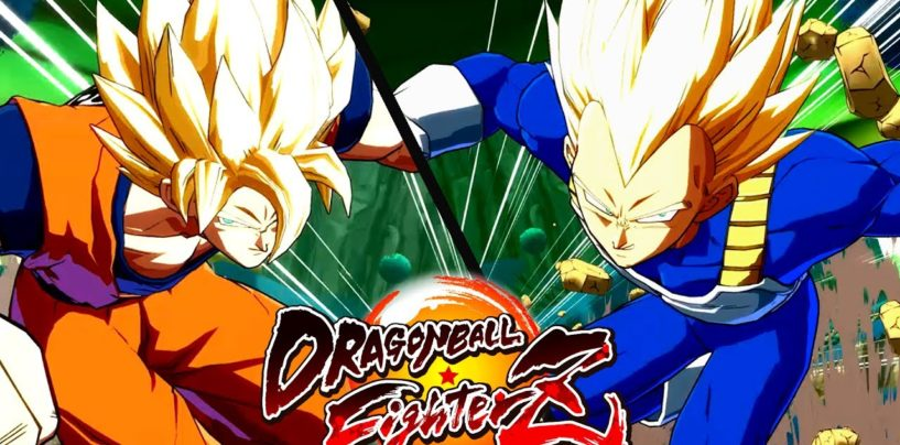 Dragon Ball FighterZ será destaque da Bandai Namco na CCXP 2017