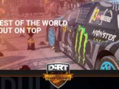 Codemasters e Motorsport Network anunciam Campeonato Mundial de DiRT