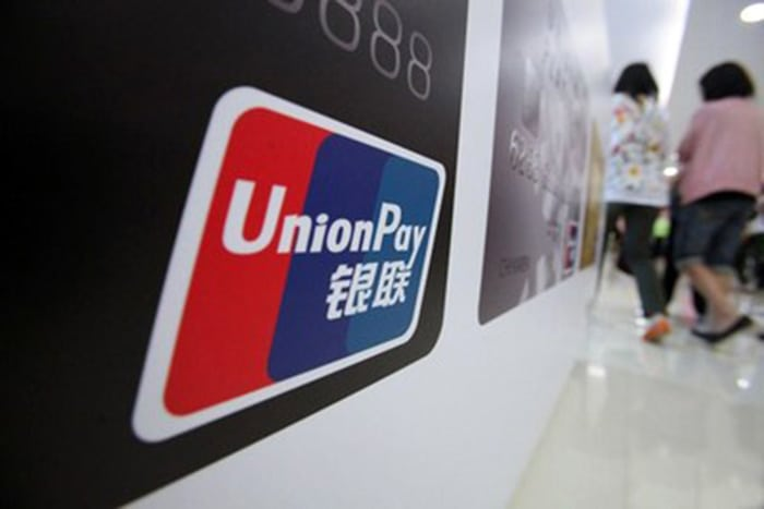 China UnionPay mobile payment app