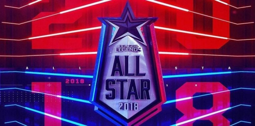 League of Legends – Aberta a votação para o All Star 2018