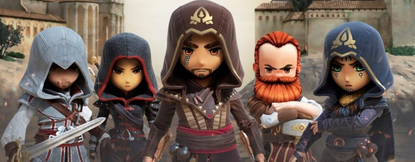 Assassin's Creed: Rebellion chega para as plataformas móveis
