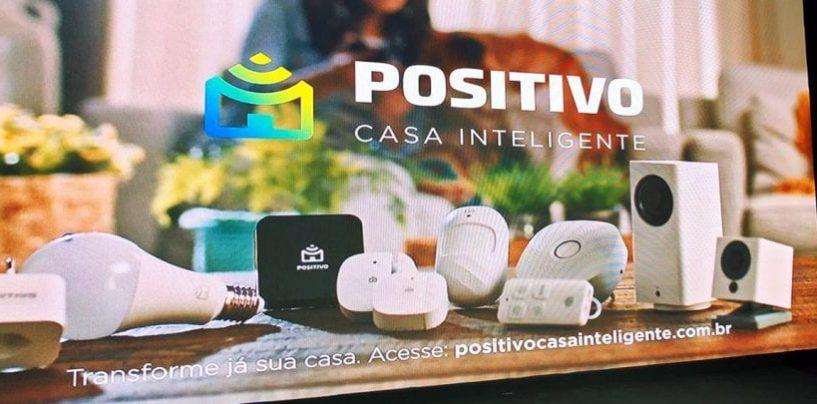 Positivo lança plataforma para automação residencial baseada em Internet das Coisas