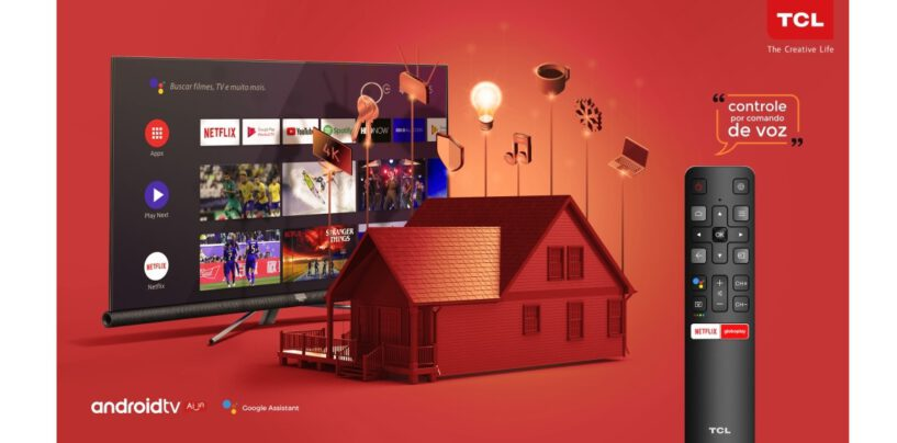 PODCAST – TCL lidera o mercado de Android TV