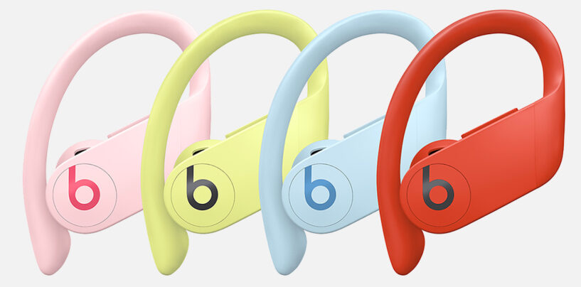 Beats apresenta as novas cores do Powerbeats Pro